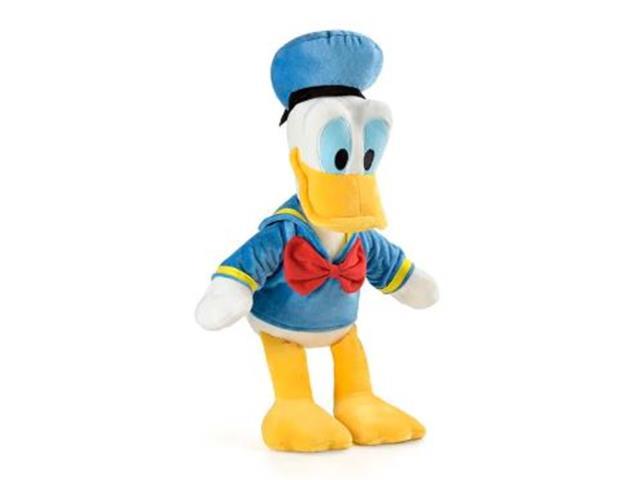 Pelúcia Multikids Pato Donald de 33cm com Som
