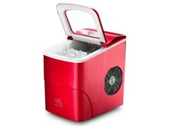 Máquina de Gelo Multilaser Vermelha 100W