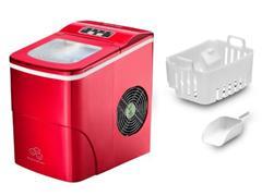 Máquina de Gelo Multilaser Vermelha 100W - 1