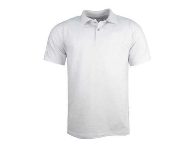 Combo Camisa Polo Piquet PA  Branca 40 Unidades
