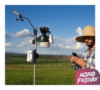 Estação Meteorológica PRO Agrosystem Davis – Wi-Fi - 0