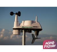 Estação Meteorológica Compacta Agrosystem | Davis – Sinal VIVO