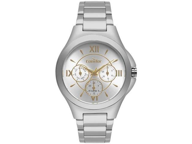 Relógio Condor Feminino Prata CO6P29IT/3K