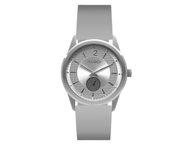 Relógio Euro Feminino Cinza EU1L45AA/8K