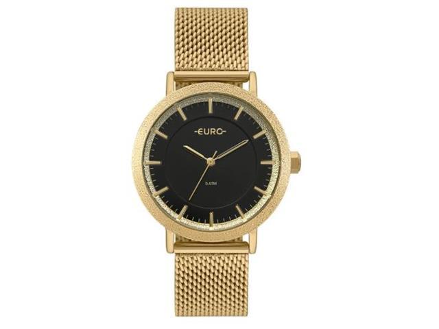 Relógio Euro Feminino Dourado EU2039JM/4P