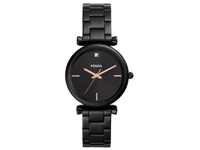 Relógio Fossil Carlie Feminino Preto ES4442/1PN