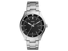 Relógio Fossil Masculino Prateado FS5530/1KN
