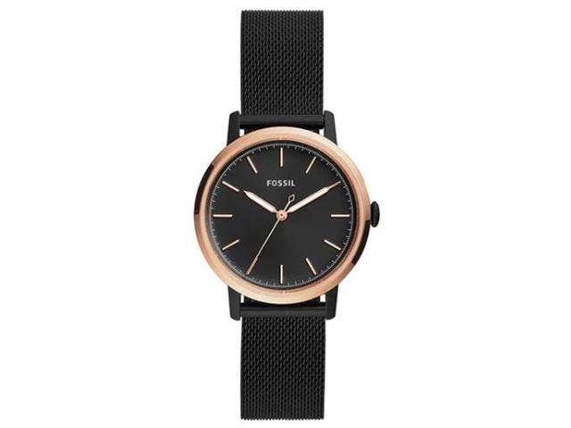 Relógio Fossil Feminino Preto ES4467/1PN