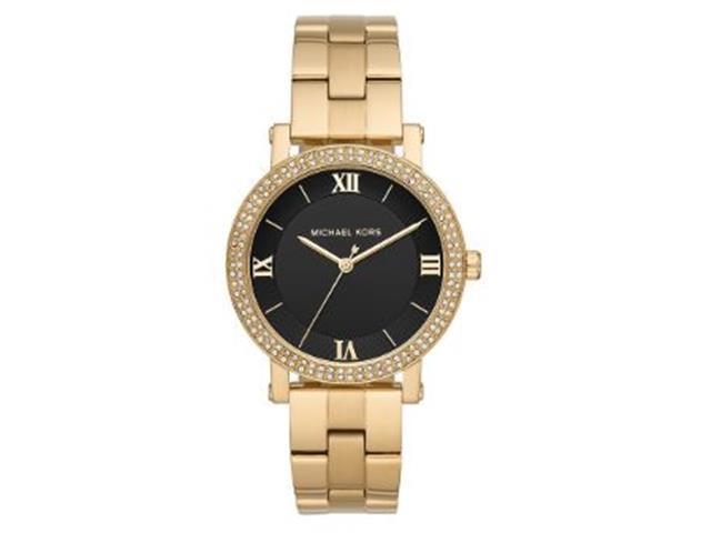Relógio Michael Kors Norie Feminino Dourado MK4404/1DI
