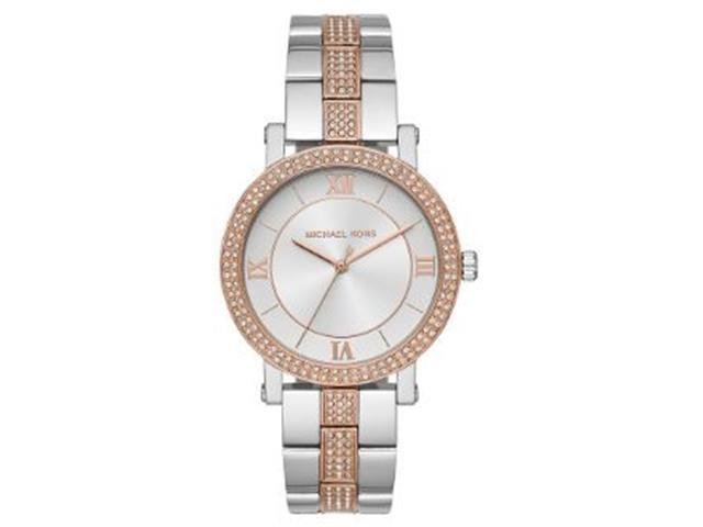 Relógio Michael Kors Norie Feminino PrateadoMK4406/1KI