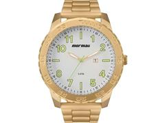 Relógio Mormaii Masculino Dourado MO2115BE/4B - 0