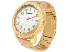 Relógio Mormaii Masculino Dourado MO2115BE/4B - 1
