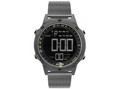 Relógio Mormaii Masculino Digital Cinza MOW13901C/T4C - 0