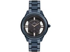 Relógio Technos Feminino Elegance Crystal Azul F03101AD/4A - 0