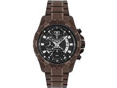 Relógio Technos Masculino Legacy Marrom JS15FN/4P