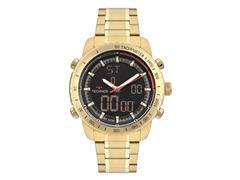 Relógio Technos Masculino TS Digiana Dourado W23745AC/4P