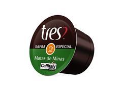 Cápsulas Três Corações Café Espresso Safra Especial Matas de Minas - 1