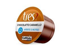 Cápsulas Três Corações Chocolatto Caramello - 1