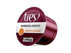 Cápsulas Três Corações Café Espresso Atento - 1