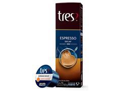Cápsulas Três Corações Café Espresso Decaf