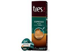 Cápsulas Três Corações Café Espresso Pleno - 0