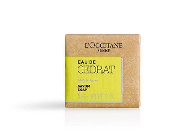 Sabonete Corporal L'Occitane en Provence Cedrat 50G