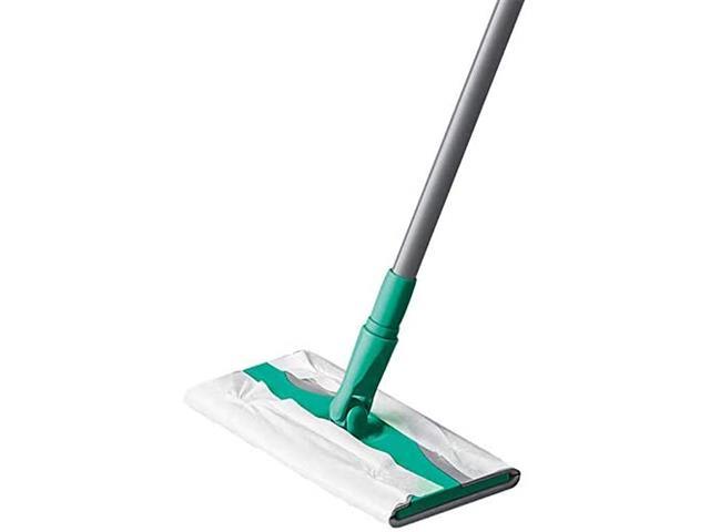 Mop Limpeza Rápida com Cabo Bettanin Noviça Wipes e 5 Panos