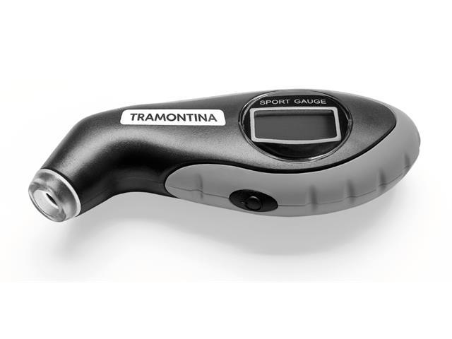 Medidor Digital de Pressão Tramontina para Pneus