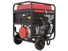 Gerador a Gasolina Kawashima GG 13000-DS Monofásico Bivolt