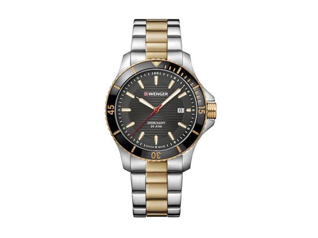 Relógio Wenger Seaforce Bicolor
