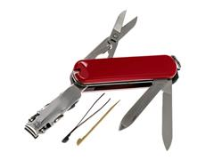 Canivete Victorinox NailClip 580 Vermelho - 1
