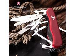 Canivete Victorinox Work Champ Vermelho - 4