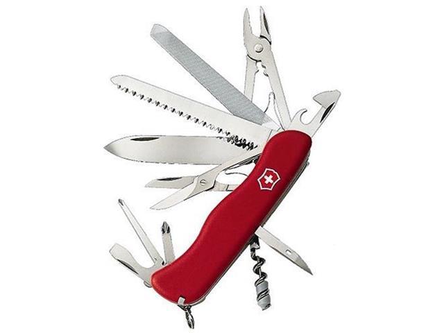 Canivete Victorinox Work Champ Vermelho