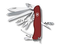 Canivete Victorinox Work Champ Vermelho - 2