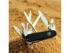 Canivete Victorinox Huntsman Preto - 6