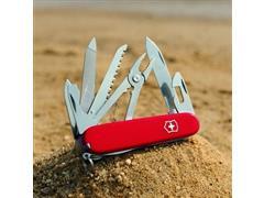 Canivete Victorinox Handyman Vermelho - 4