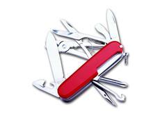 Canivete Victorinox Deluxe Tinker Vermelho - 1
