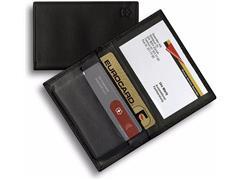 Porta Cartões Victorinox para SwissCard em Couro - 1
