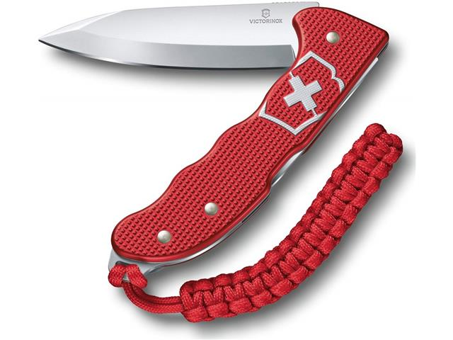 Canivete Victorinox Hunter Pro Alox Edição Limitada Vermelho