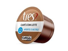 Combo 20 Cápsulas Três Corações Espresso Vibrante e Café com Leite - 4