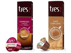Combo 20 Cápsulas Três Corações Espresso Vibrante e Café com Leite - 0