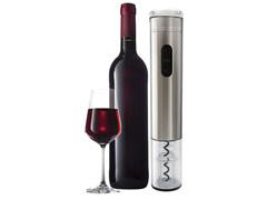Abridor de Vinho Automático Black&Decker Wine Inox