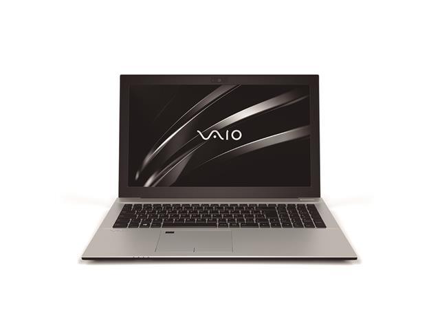 """Notebook VAIO® Metal F15 Core™ i7 8ª Geração 8GB SSD 256GB 15,6"""" Win10"""