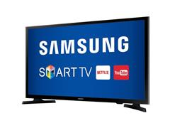"Smart TV LED 43"" Samsung Full HD Conversor TV Digial 2 HDMI 1 USB WiFi - 2"