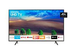 "Smart TV LED 50"" Samsung Ultra HD 4K HDR c/Conv.TV Digital 2 HDMI 1USB - 0"