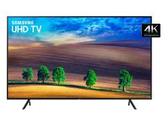 "Smart TV LED 55"" Samsung Ultra HD 4K HDR c/Conv.TV Digital 2 HDMI 1USB - 1"