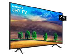 "Smart TV LED 55"" Samsung Ultra HD 4K HDR c/Conv.TV Digital 2 HDMI 1USB - 2"