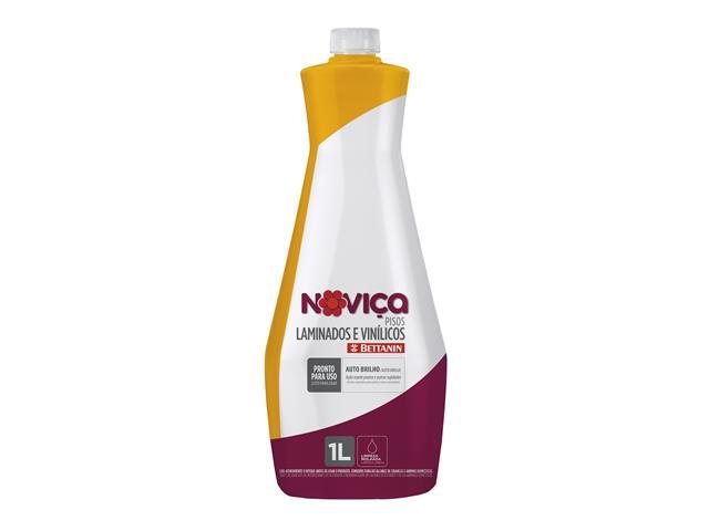 Limpa Pisos Concentrado Noviça Laminados e Vinílicos 1 Litro