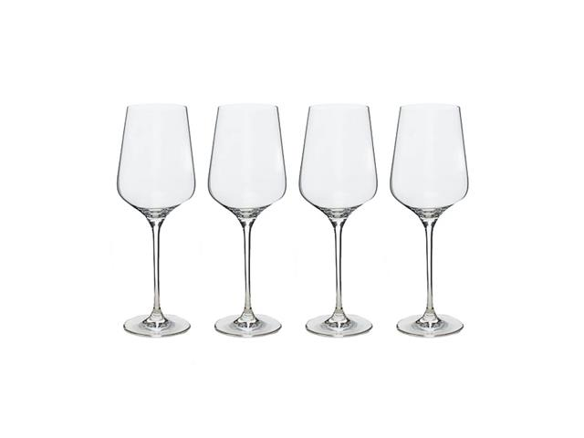 Conjunto Oxford Com 4 Taças De Cristal 450ml Flavour Classic