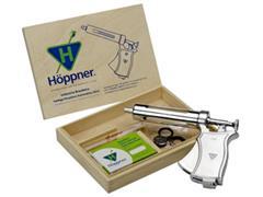 Seringa Automática de Vacinação Hoppner 50ml com Estojo - 2